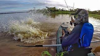 NUNCA MAIS CHAME PESCADOR DE MENTIROSO! Pescaria.