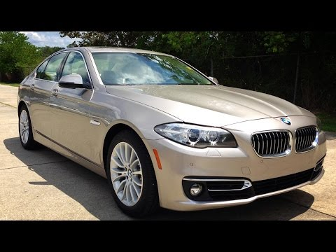 2015 bmw 528i luxury line full review start up exhaust youtube. Black Bedroom Furniture Sets. Home Design Ideas
