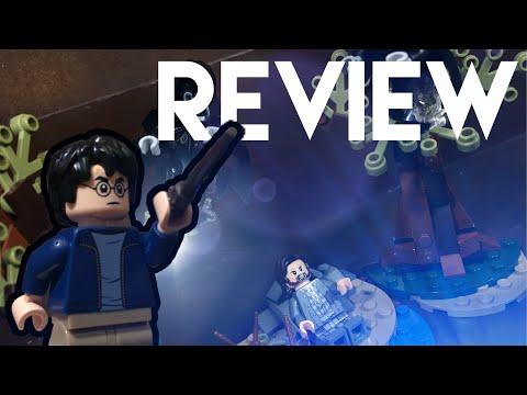 Expecto Patronum LEGO Harry Potter Set Review