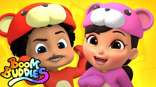 Goldilocks and The Three Bears   Pretend Play Song   Kids Story   Nursery Rhymes and Kids Songs
