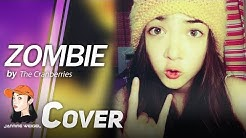 Zombie - The Cranberries cover by 12 y/o Jannine Weigel