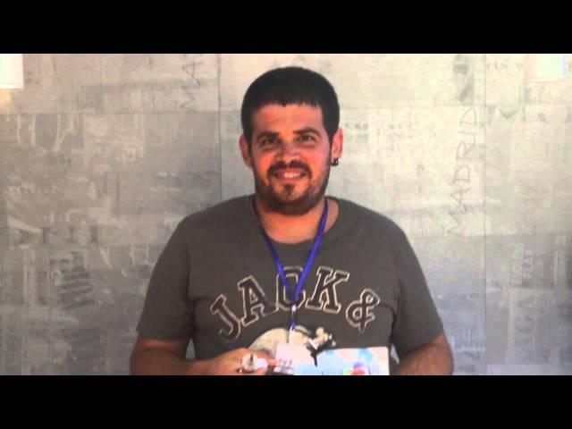 ESPAÑA Marcos  Jordi Carlos  Domingo
