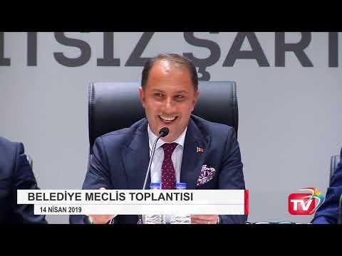 Beylikdüzü Belediyesi Meclis Toplantısı - Nisan 2019