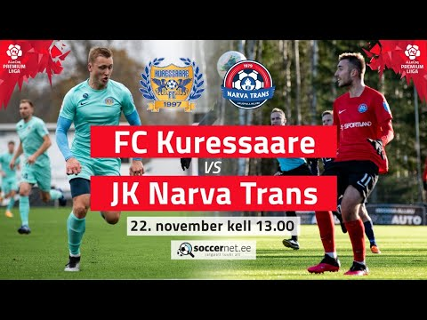 Kuressaare FC Trans Narva Goals And Highlights