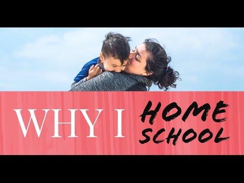 Why I homeschool..