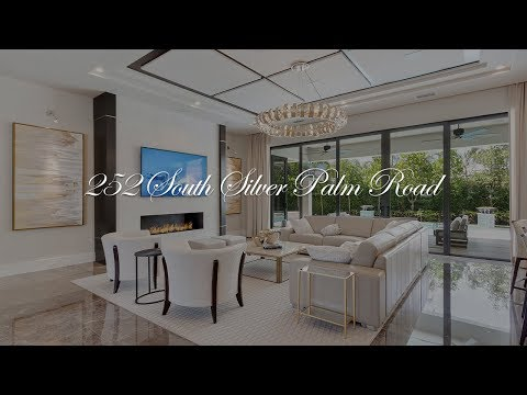 252 South Silver Palm Road