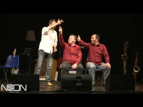 """7/7 HD """"SCUOLA DI INGLESE"""" Neon Club Cabaret La Ricotta 20/3/2009"""