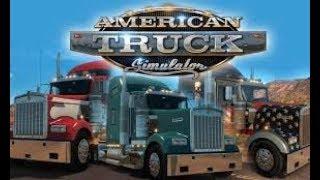 American Truck SİMULATOR Tuhaf Yol Olayları