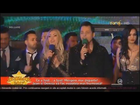 DENISA SI JEAN DE LA CRAIOVA - ITI RECOMAND SA UITI DE MINE (TARAF TV REVELION) 2017