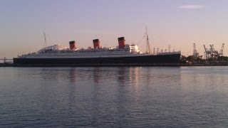 The Queen Mary S 6PM Horn Blow Amazing Echo 10 2 12