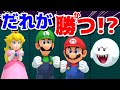 【マリオ+ラビッツキングダムバトル】ピーチ姫とラビッツピーチがご対面!?【女性実況】part2