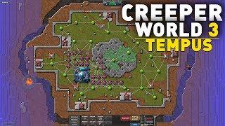 Прохождение CREEPER WORLD 3 - TEMPUS
