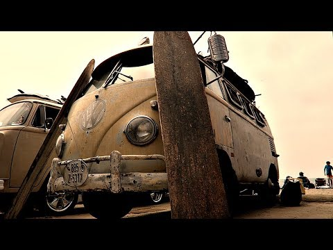 Big Wednesday 2017 VW Bus Meet Up