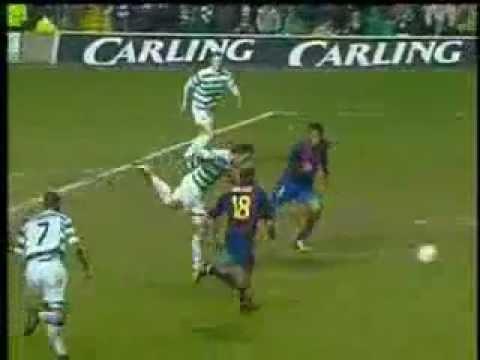 Celtic 1-0 Barcelona Better Days