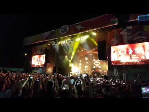 Luis Fonsi - Despacito live, Budapest