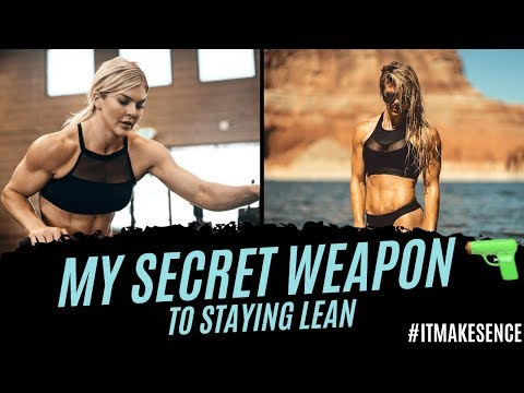 Interval Weight Training | My Secret Weapon to Staying Lean