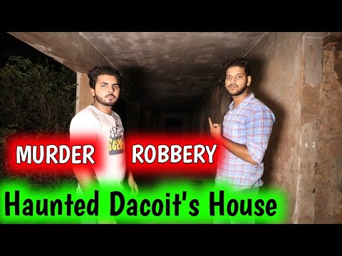 Very Dangerous Location In UP - Haunted Dacoit's House|| Ruins in Forest|| Ghost Truth Revealed