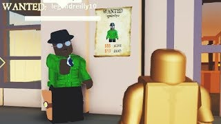The Wild West of Roblox: Reparations