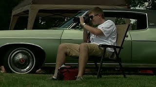 Car enthusiast experiencing Woodward Dream Cruise for first time