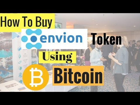 How to Buy Envion Token Using Bitcoin || 9222914443||Envion Joining | Envion Registration