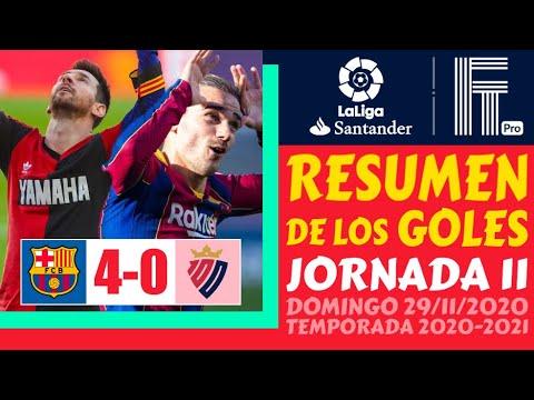 Barcelona vs. Osasuna - Reporte del Partido - 29 noviembre, 2020 ...
