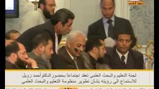 برلمان 2012.. بالفيديو.. مصطفى الجندى لـ