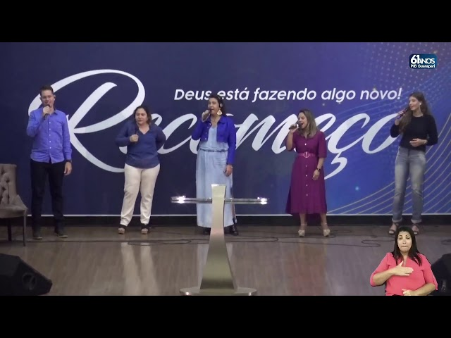 Culto Primeira Igreja Batista em Guarapari 23/05/2021-19h