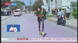 Dismas Ewet na Peris Cherono waibuka washindi wa mbio za Mombasa