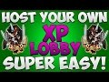 black ops 2 glitches how to host your own bot exp lobby working in april 2015