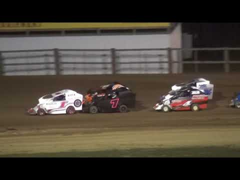 Indee Micro Mod feature Independence Motor Speedway 4/28/18
