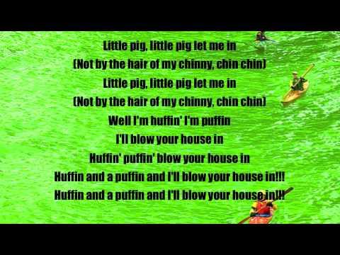 Three little pigs lyrics youtube