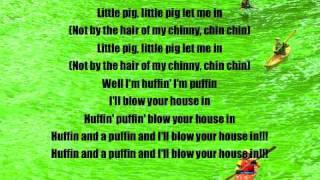 Three Little Pigs Lyrics