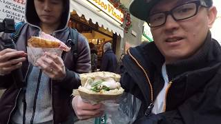 All' Antico Vinaio - The Best Porchetta Sandwich in Florence! | Travel Italy