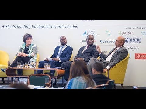 The Future of Africa's Capital Markets | The Annual Debate 2019