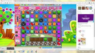 Candy crush saga level 1689 - no boosters