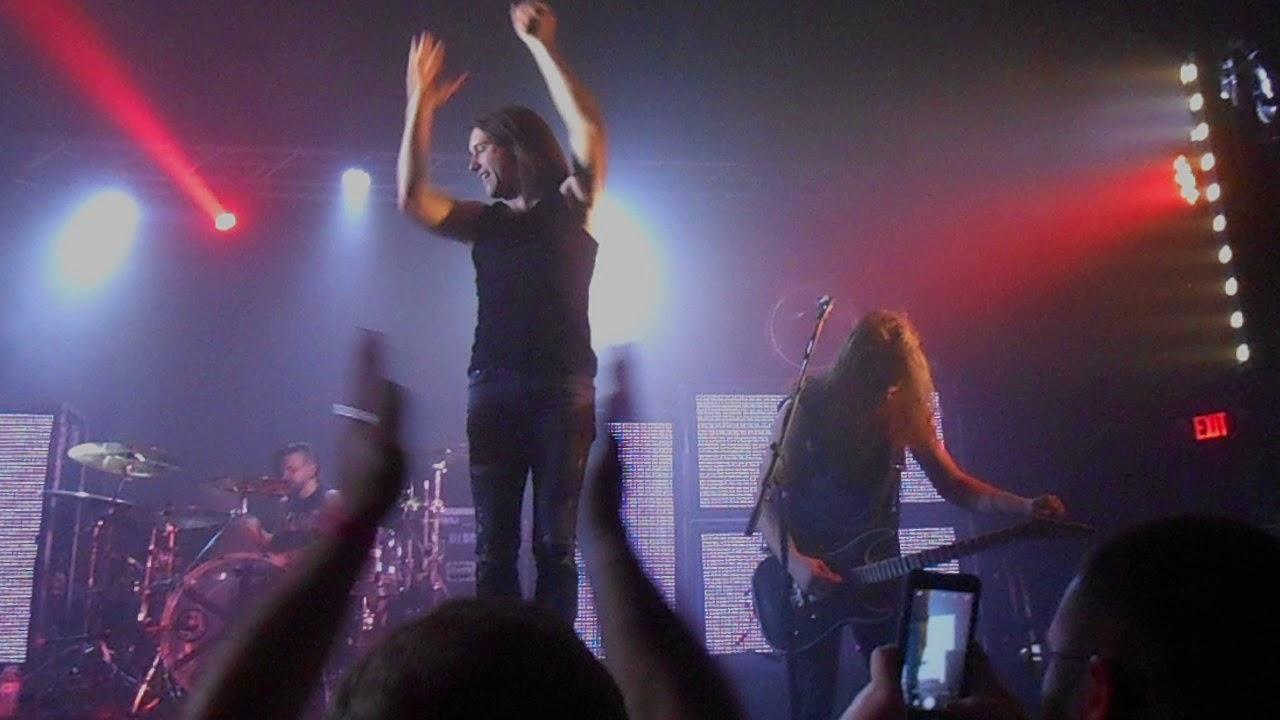 Disciple – Entrance/Regime Change (live) (2/22/19) #Regime