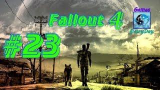 Fallout 4 23 Поиски Пупсов Часть 7