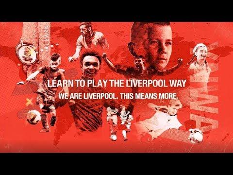 LFC International Academy Player Inspirations