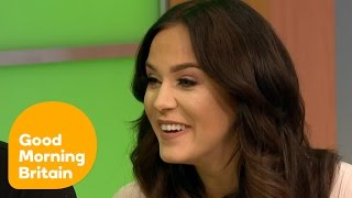 I'm A Celebrity Winner Vicky Pattison Looks Forward To The New Series!   Good Morning Britain