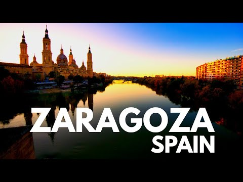 Zaragoza - Spain's windy city