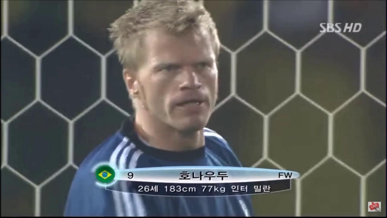 Brasil 2 x 0 Alemanha - Final da Copa do Mundo de 2002  91895c848f8c8