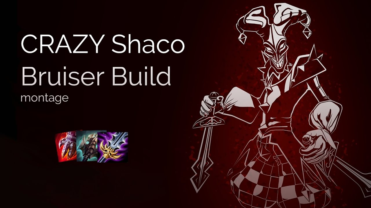 Shaco Build S7: AD Bruiser Shaco Build
