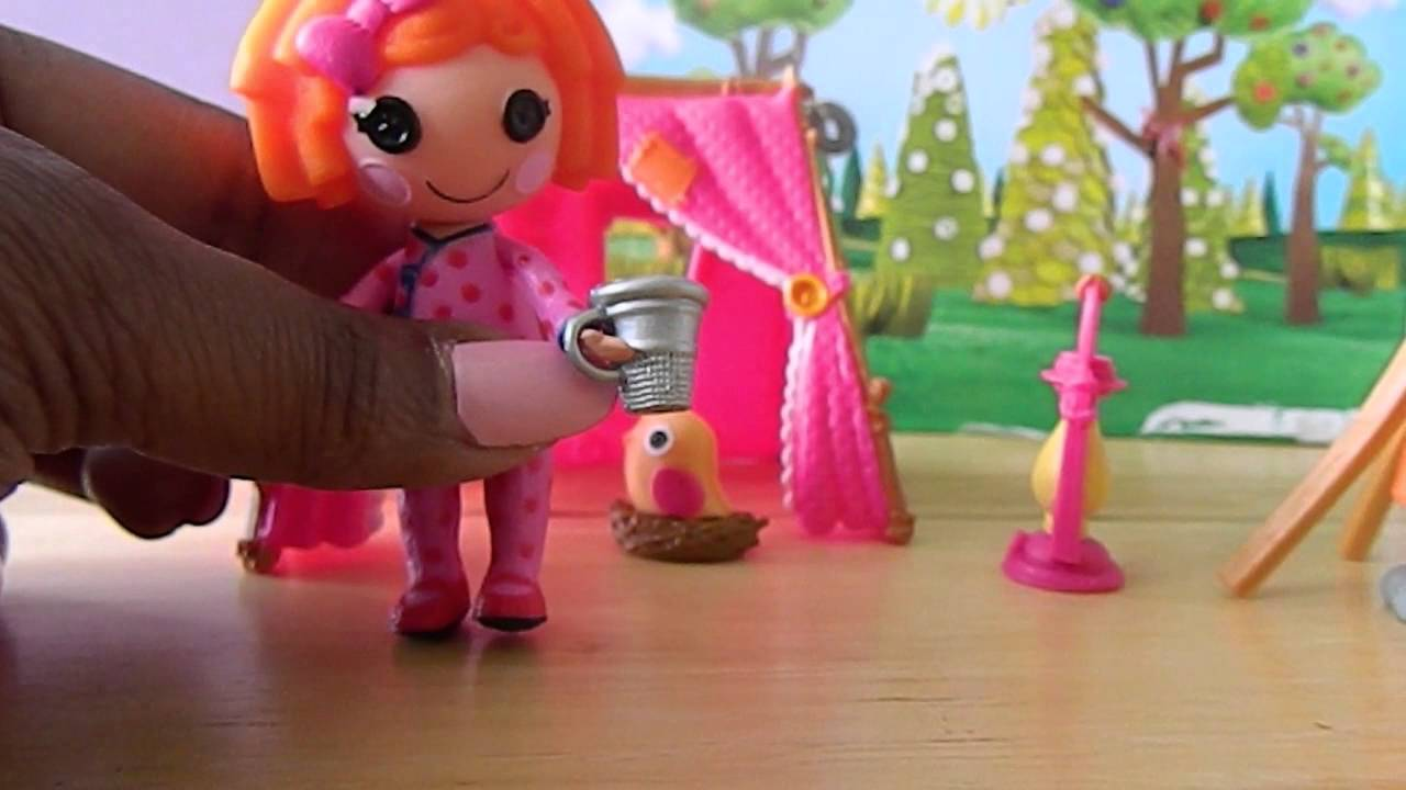 Lalaloopsy Mini Playset Review Sunny Side Up With Funville Sparkle