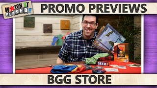 The BGG Store - Preview Jan 16, 2020