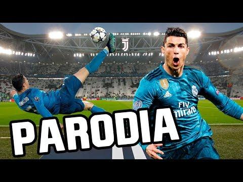 Canción Juventus vs Real Madrid 0-3 (Parodia Maluma - Corazón ft. Nego do Borel)