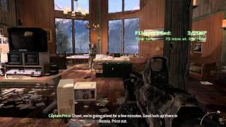 Call of Duty: Modern Warfare 2 - HD 1440p PC Gameplay - Act 3 Mission 4