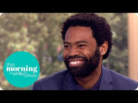 Nicholas Pinnock Can't Give Anything Away About Marcella | This Morning