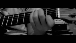 Gitar Cover - Tilu, Ku Bukan Aku (chords visible)