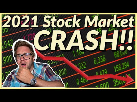 2021 Stock Market Crash – 5 Signs It's Coming