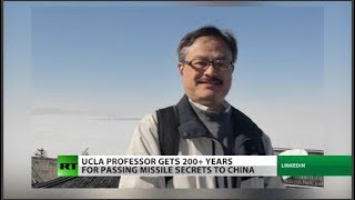 UCLA professor caught spying for China
